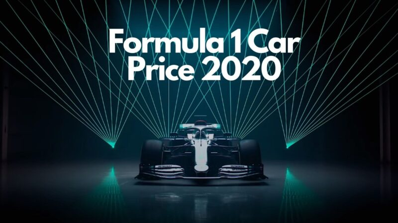Formula 1 Car Price: Want To Know F1 Car Cost 2020?