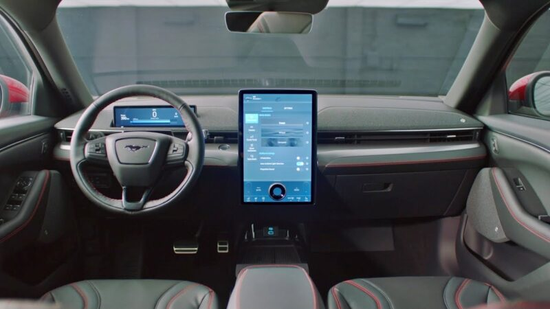 electric-mustang-android-system-news-engine