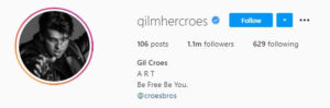 gilmher-croes-instagram-account
