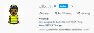 will-smith-instagram-account