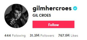gilmher-croes-tiktok-account