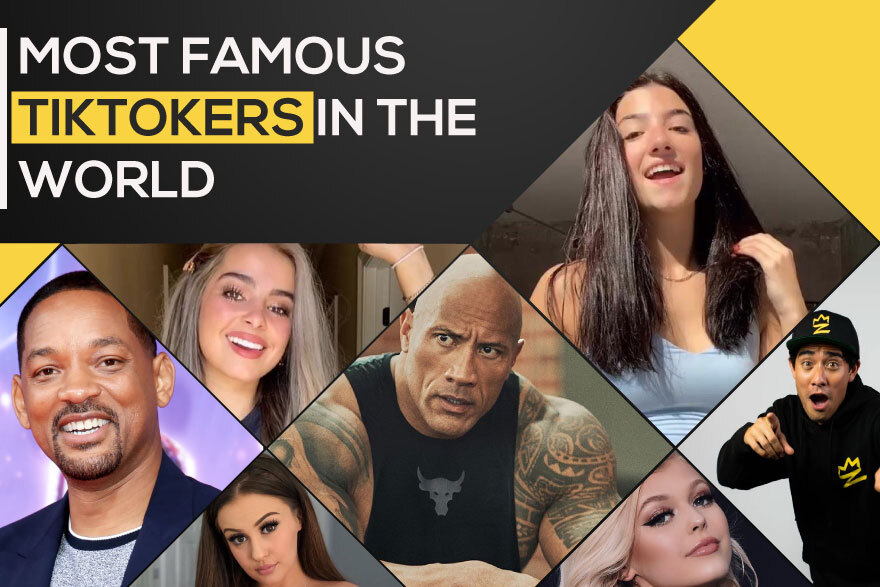 most-famous-tiktokers
