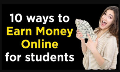 10 ways to earn-money online for students
