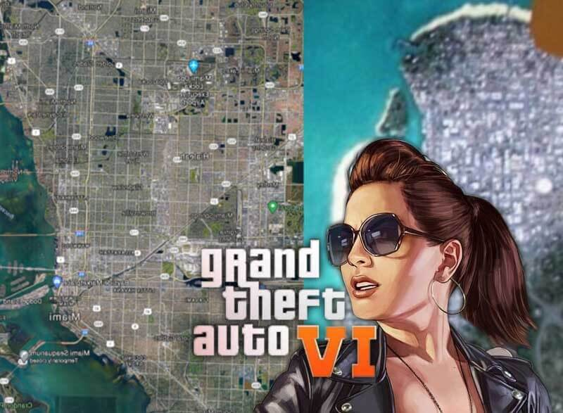 When will GTA 6 Characters appear on GTA 6 map?