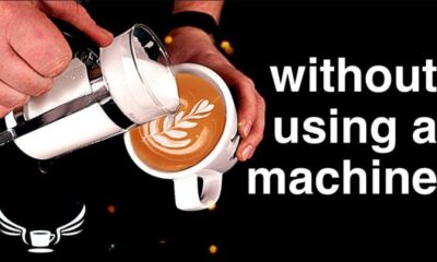 coffee without using machine