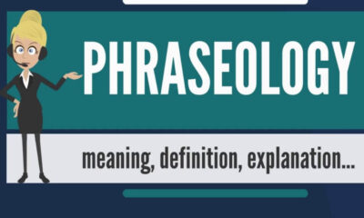 Phraseology_Definition