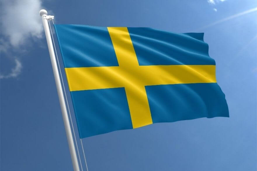 blue-flag-with-a-yellow-cross